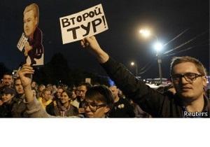 Навальный оспорит итоги выборов мэра грузовиком исков