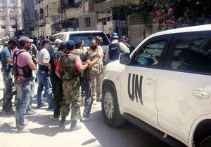 У сирийских мятежников есть химическое оружие и ООН имеет доказательства - Россия