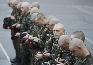 Армия - осенний призыв - В последний раз. Этой осенью в армию призовут почти 11 тысяч солдат