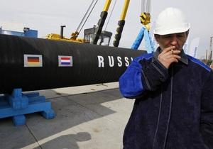 Украина почти на треть сократила импорт российского газа