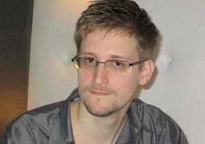 Депутаты Европарламента выдвинули Сноудена на премию Сахарова