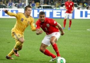Украина - Англия: Коноплянка признан лучшим игроком матча