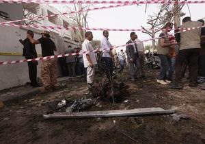 В годовщину теракта в Бенгази возле МИД Ливии прогремел взрыв
