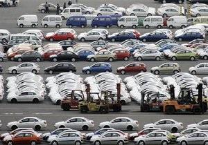 Ограничения украинских властей привели к всплеску продаж на автомобильном рынке