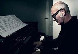 В Киеве выступит знаменитый итальянский композитор Людовико Эинауди
