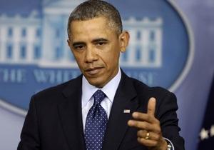 Война в Сирии - Обама допустил мирное решение сирийской проблемы