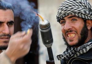 Война в Сирии - США начали поставлять оружие сирийским повстанцам