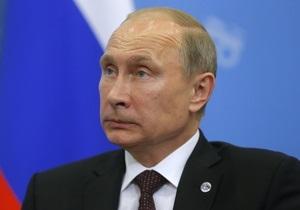 Путин: Сирия согласится уничтожить химическое оружие