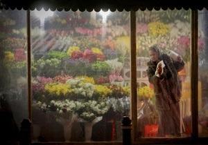 Импорт цветов в Украину превысил отметку в 100 млн штук с начала года