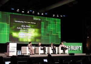 На крупнейшей стартап-конференции возник скандал из-за двух секс-приложений - techcrunch