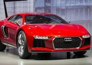 Nanuk Quattro. Audi выпустит вседорожный суперкар