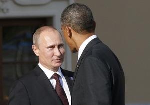 Напряжение вокруг Сирии: Путин обсуждал с Обамой передачу химоружия под международный контроль на G20