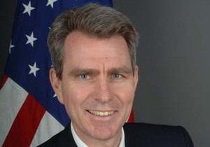 Посол США и посол Европейского союза планируют вместе посетить Тимошенко в больнице