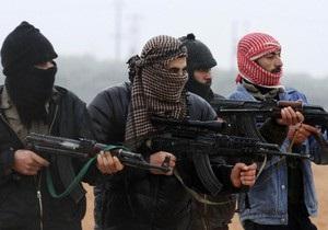 Война в Сирии - Сирийская оппозиция отказалась отдать химическое оружие под международный контроль - агентство