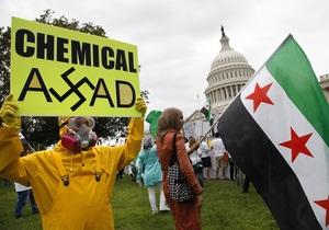 Human Rights Watch обвинила в применении химоружия режим Асада