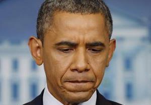 Рейтинг Обамы упал до рекордно низкой отметки - опрос