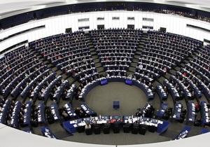 На этой неделе Европарламент рассмотрит резолюцию о давлении России на Украину
