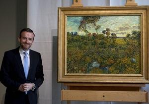 В Голландии обнаружена ранее неизвестная картина Ван Гога