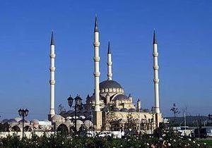 В конкурcе на символ России победила мечеть Кадырова