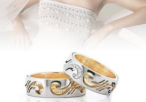 STDIAMOND - обручальные кольца с характером.