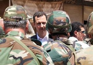 Асад: Решив нанести удар, США столкнутся не только с Сирией