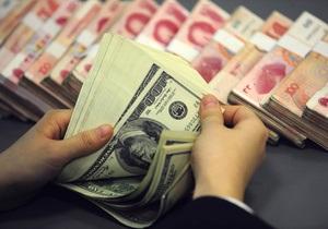 НБУ - гривна - доллар - Курс валют