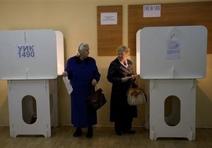 Пресса России: старые технологии на новых выборах