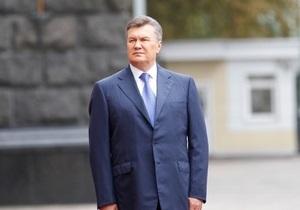 Янукович призвал не противопоставлять евроинтеграцию сотрудничеству с евразийским содружеством