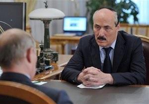 В Дагестане выбрали нового главу республики