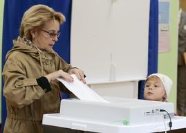 Новости России - Выборы мэра Москвы - нарушения - На выборах мэра Москвы зафиксировали около 30 нарушений