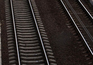 В Закарпатской области на станции загорелся локомотив пассажирского поезда