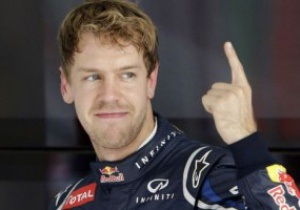 Формула-1. Феттель в третий раз выиграл Гран-при Италии