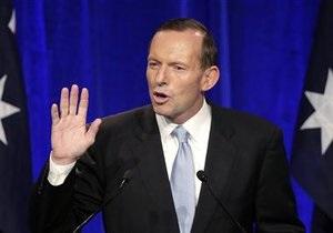 Избранный премьер Австралии обещает остановить поток мигрантов