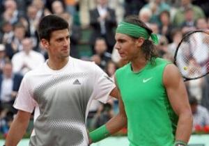 В финале US Open сыграют Рафаэль Надаль и Новак Джокович
