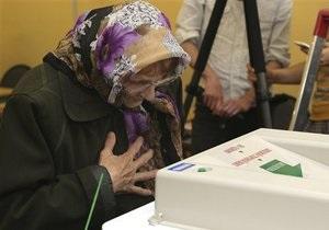 Новости России - выборы мэра Москвы - Алексей Навальный: На сайте с трансляцией выборов в Москве произошел сбой