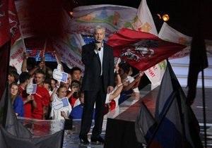 Выборы мэра Москвы: В Москве сегодня проходят выборы мэра