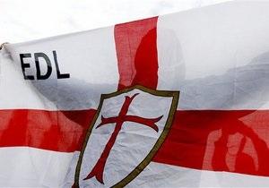 Новости Великобритании: В Лондоне в ходе митинга антиисламистов задержаны более 160 человек