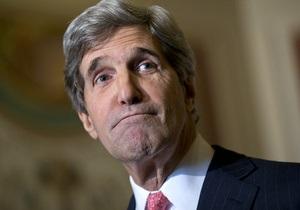 Главы МИД ЕС призвали Керри отложить принятие решения о военной операции в Сирии