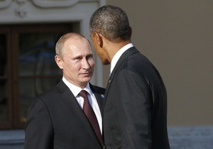 Путин - Обама все-таки провел личную встречу с Путиным