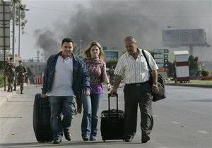 Новости США - Американские дипломаты спешно покидают Ливан из-за угрозы безопасности