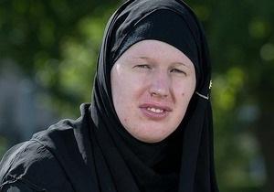 В Британии бывший военный сменил пол и принял ислам