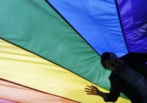 Украина ЕС - ЛГБТ - Украинские сексменьшинства просят Европу не потворствовать  гомофобии политиков
