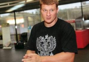 Cпарринг-партнеры из США и Румынии помогают Поветкину готовиться к бою против Кличко