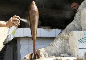 Иран намерен бомбить американские цели в случае нападения на Сирию - WSJ