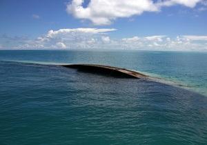Ученые открыли в Тихом океане самый большой вулкан на Земле