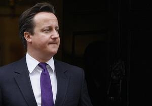 Кэмерон: Британские ученые нашли следы применения химоружия в Сирии