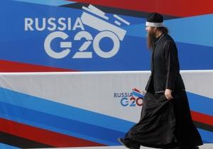 Песков: Освещающие G20 журналисты  много едят
