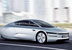 Названа цена революционного автомобиля Volkswagen XL1