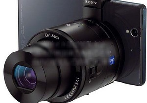 Sony выпустила специальные объективы для смартфонов