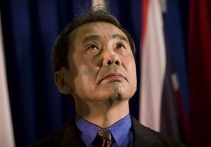 Фаворитом Нобелевской премии букмекеры вновь назвали Мураками